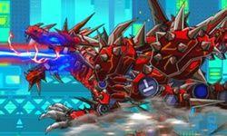 Robot Violent T-Rex