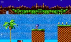 Original game title: Sonic The Hedgehog
