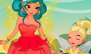 Original game title: Fairy Mom and Daughter
