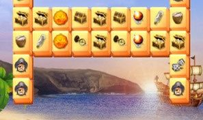 Carribean Pirates Mahjong