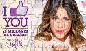 Violetta Jigsaw Puzzle