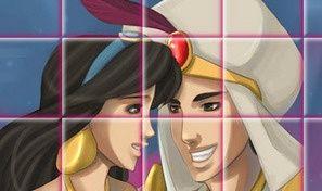 Princess Jasmine Puzzle