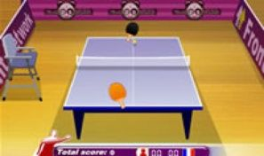 Original game title: Legend Of Ping Pong