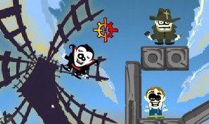 Original game title: Vampire Cannon