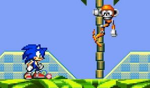 Original game title: Ultimate Flash Sonic