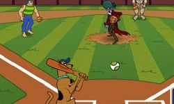 Baseball Scooby