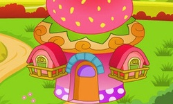 Cute Fruit House