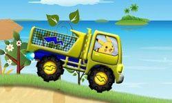 Pika Poke Truck