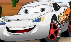 McQueen Tuning Cars 2