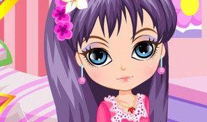 Original game title: Long Haired Princess
