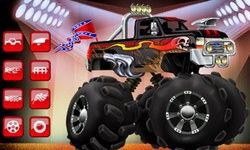 Pimp My Monster Truck