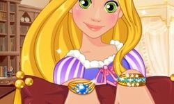 Spa Tangan Puteri Rapunzel