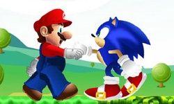 Mario dan Sonic
