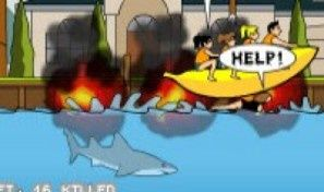 Original game title: Miami Shark