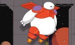 Big Hero 6 Flying Adventure