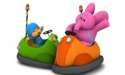 Bumper Cars of Pocoyo