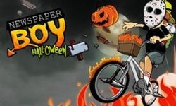 Newspaper Boy Halloween Special