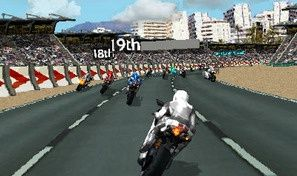 Original game title: SuperBikes Track Stars