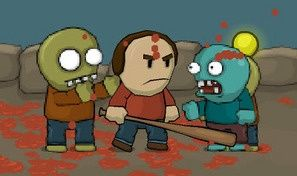 Nerd vs Zombies: Survive