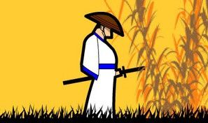 Original game title: Straw Hat Samurai