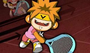 Original game title: Hip Hop Tennis