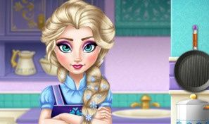 Elsa: Real Cooking