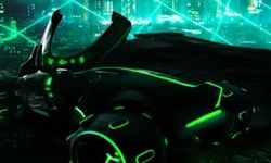 Racing Neon City