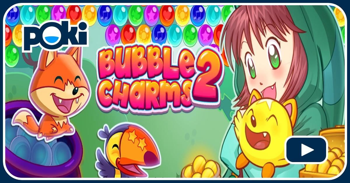 Jogue Bubble Charms 2.0 Grátis