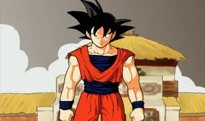 Original game title: Dragon Ball Dress Up