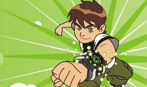 Original game title: Ben 10 Cavern Run