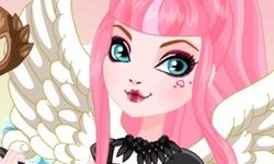 C.A. Cupid Thronecoming Dress-Up