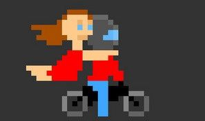 Original game title: When Your Car is a BMX