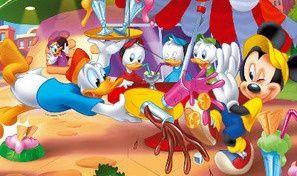 SMT: Mickey Toon Town