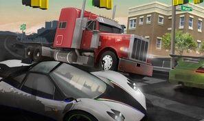 Traffic Jam Rush