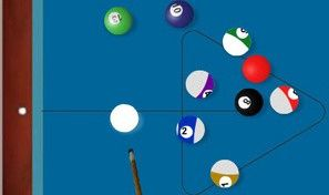 Original game title: Billiard