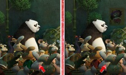 Kung Fu Panda 3: 6 Differences