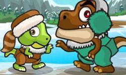 Era do Gelo de Dinossauros