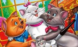 Aristocats Online Coloring