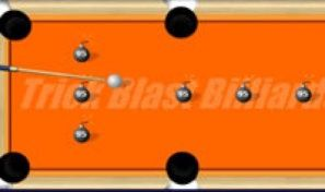 Original game title: Trick Blast Billiards