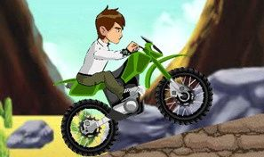 Ben 10 Bike Mission