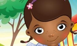 Doc McStuffins Dress-Up