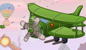 Original game title: Extreme Air Wars