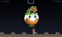Mario Bowser Battle