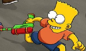 Original game title: The Simpson Shooting