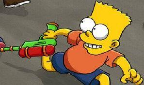 Original game title: The Simpson Shooting