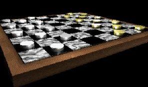 Original game title: Super Checkers