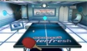 Icy Ping Pong