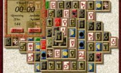 Mahjong: Klíč