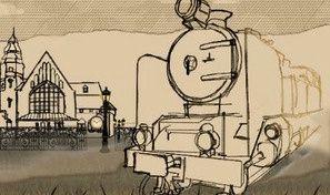 Original game title: Cargo Steam Train