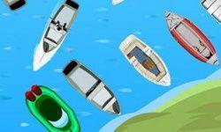 Kayak Boat Parking
